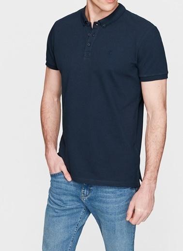 Mavi Mavi 063247-28417 Lacivert Erkek Polo T-Shirt Lacivert